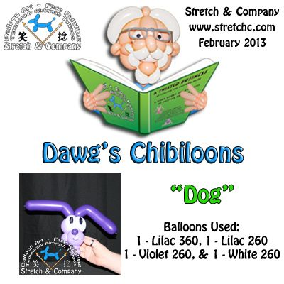 Chibiloons Dog