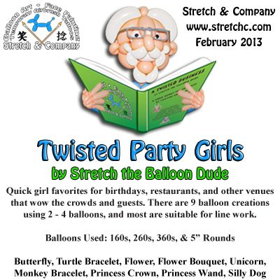 Twisted Party Girls