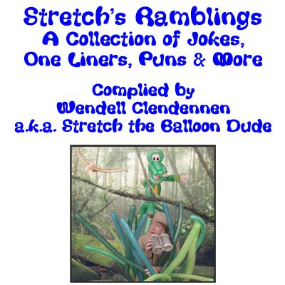 Stretch's Ramblings