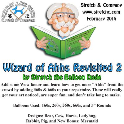 Wizard of Ahhs Revisited 2