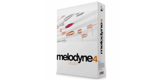 Melodyne Studio 4