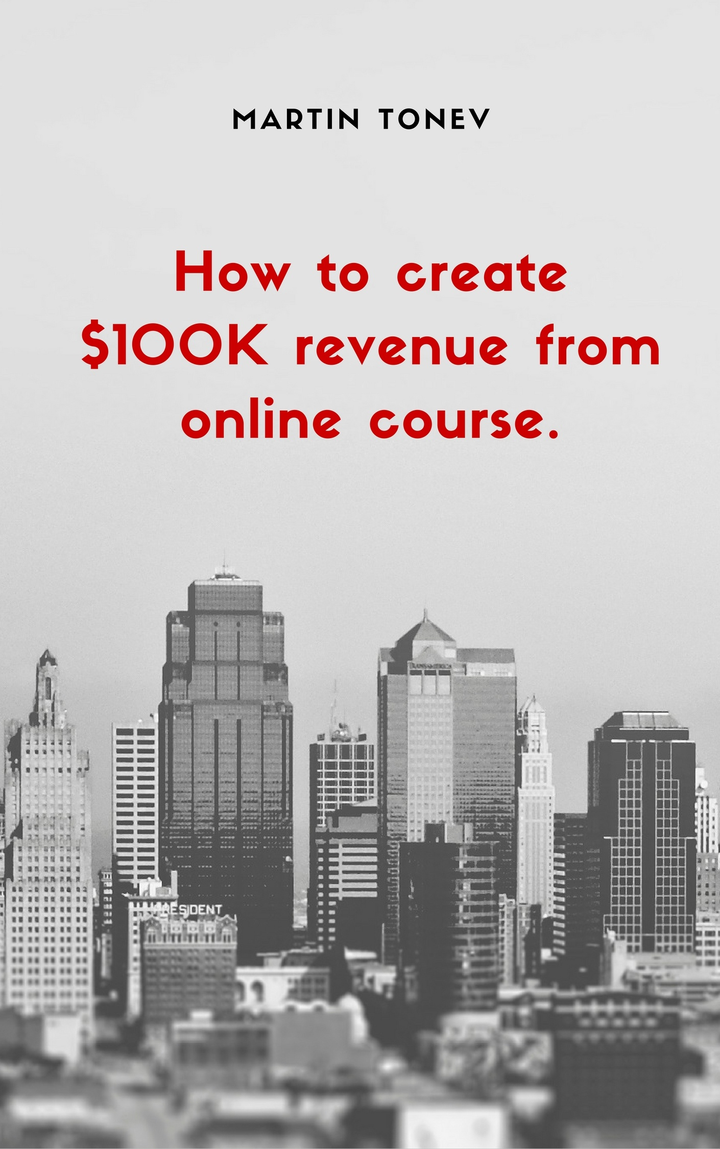 What you want to know about creating a $100k online course