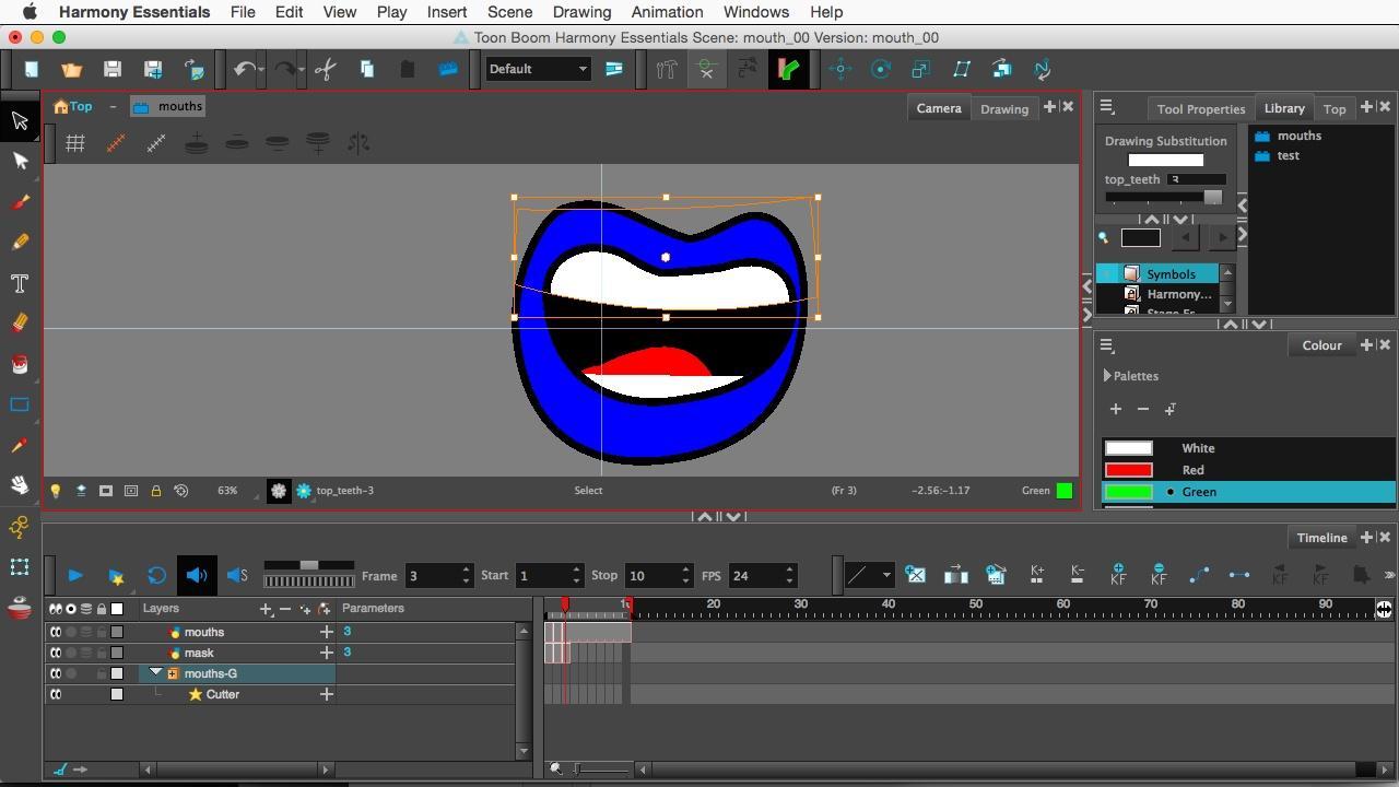 Mastering Lipsync in Toon Boom Harmony [BETAv1]