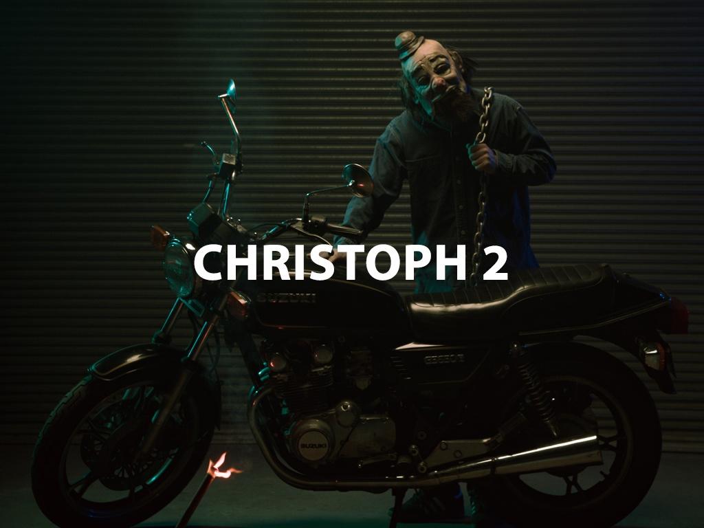 """""""Christoph 2"""" - Lightroom Preset"""