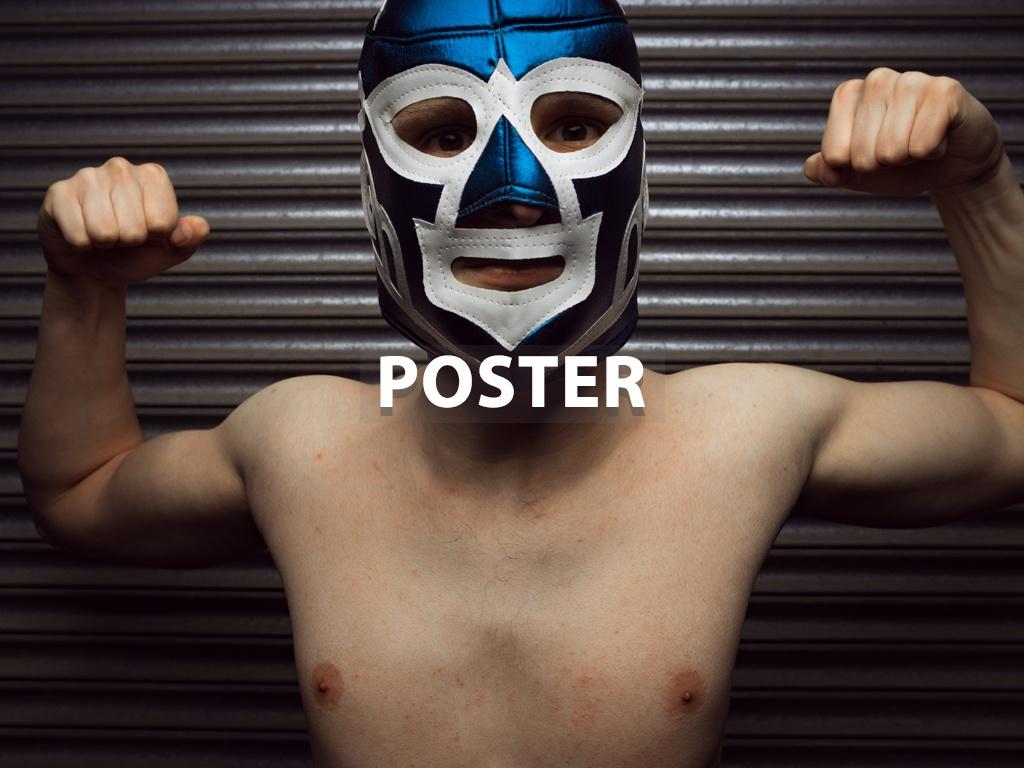 """""""Poster"""" - Lightroom Preset"""