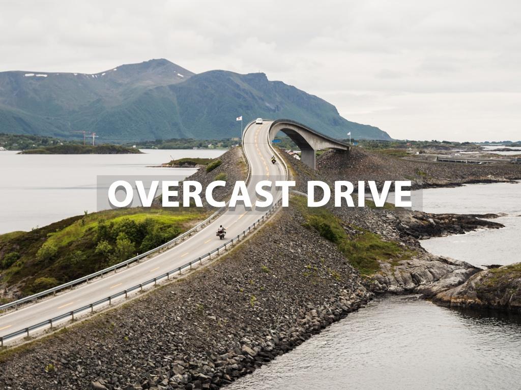 """Overcast Drive"" - Lightroom Preset"