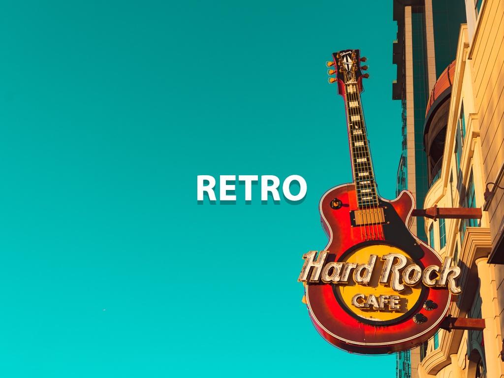 """Retro"" - Lightroom Preset"
