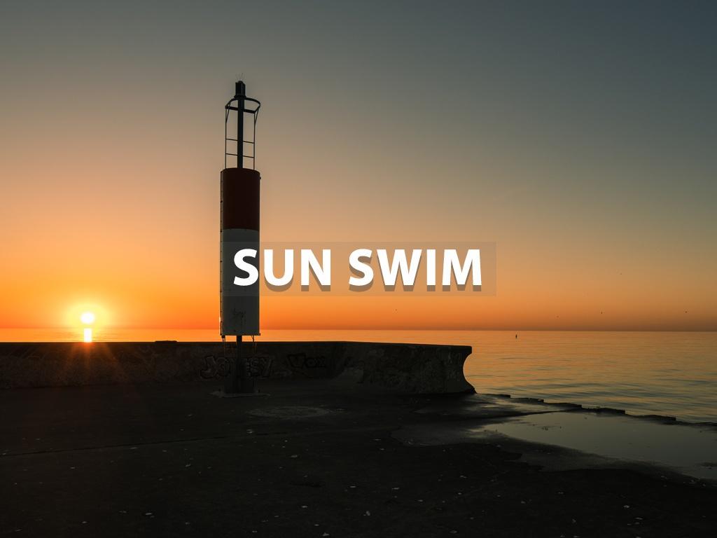 """""""Sun Swim"""" - Lightroom Preset"""