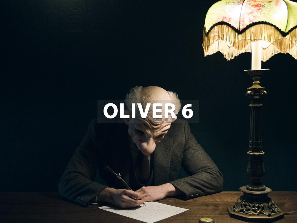 """""""Oliver 6"""" - Lightroom Preset"""