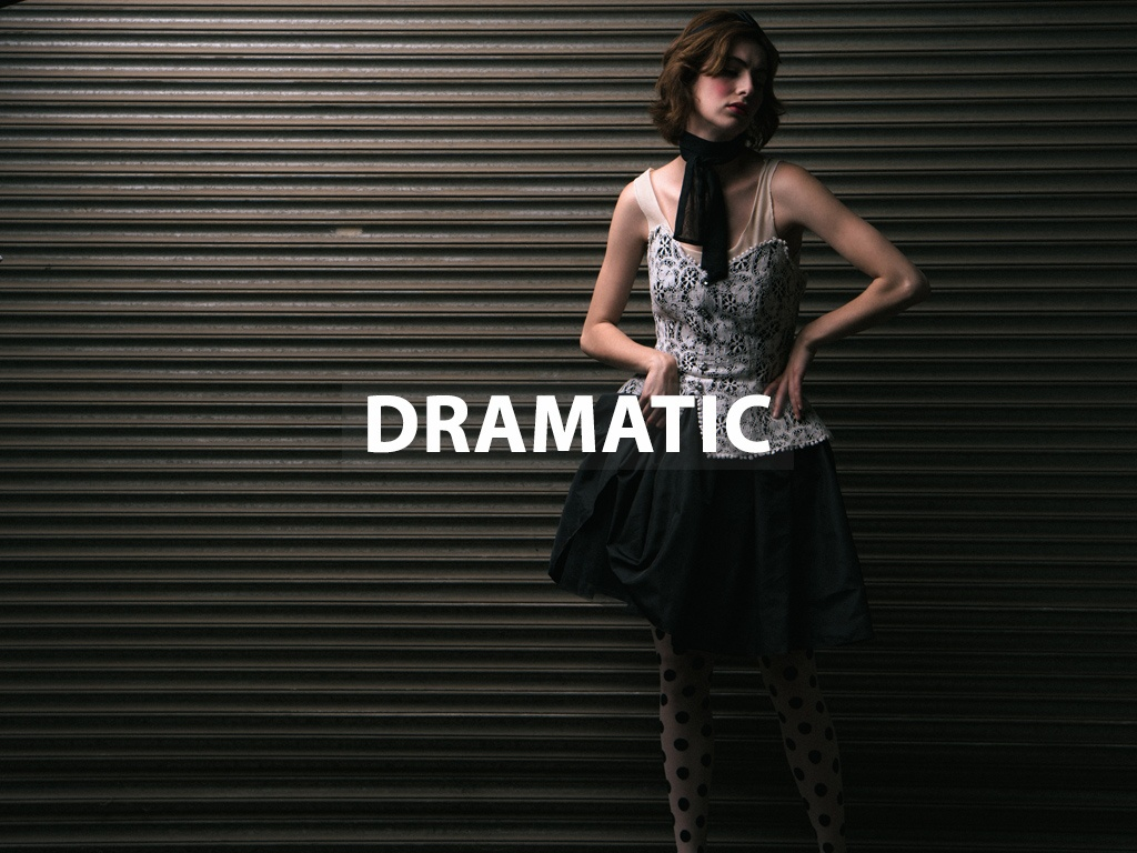 """Dramatic"" - Lightroom Preset"