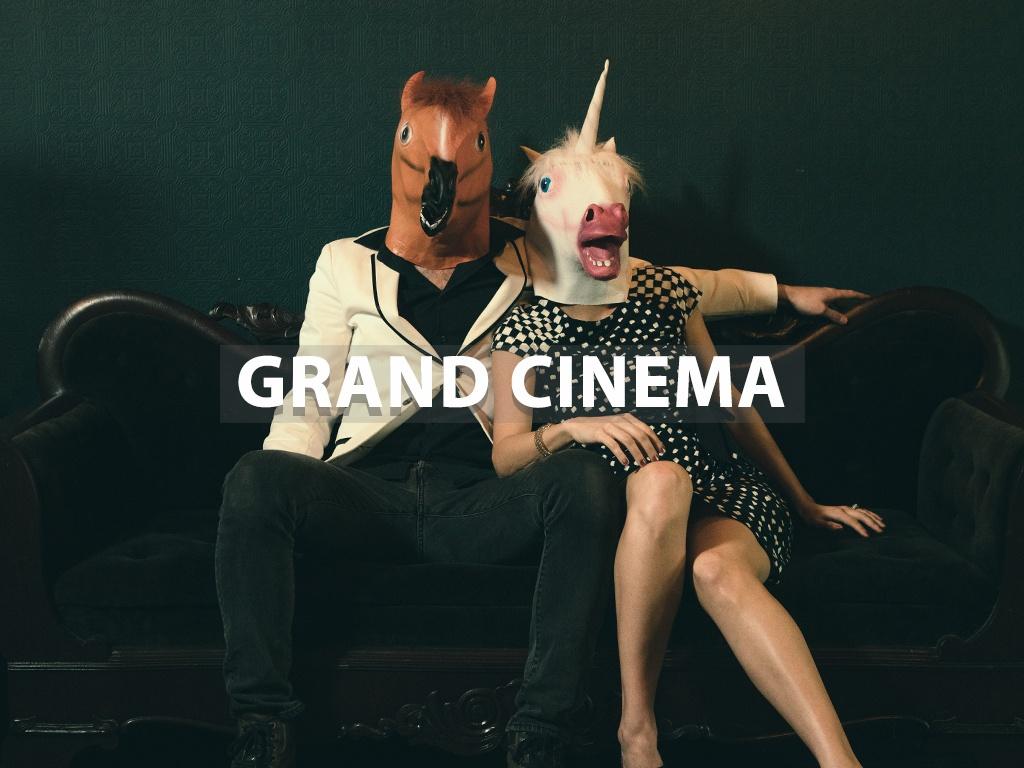 """""""Grand Cinema"""" - Lightroom Preset"""