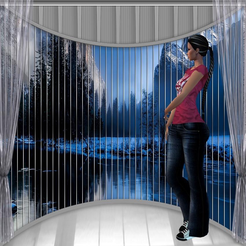 100 Bay Window Vies By caryR