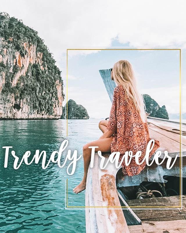 Trendy Traveler   Lightroom Collection