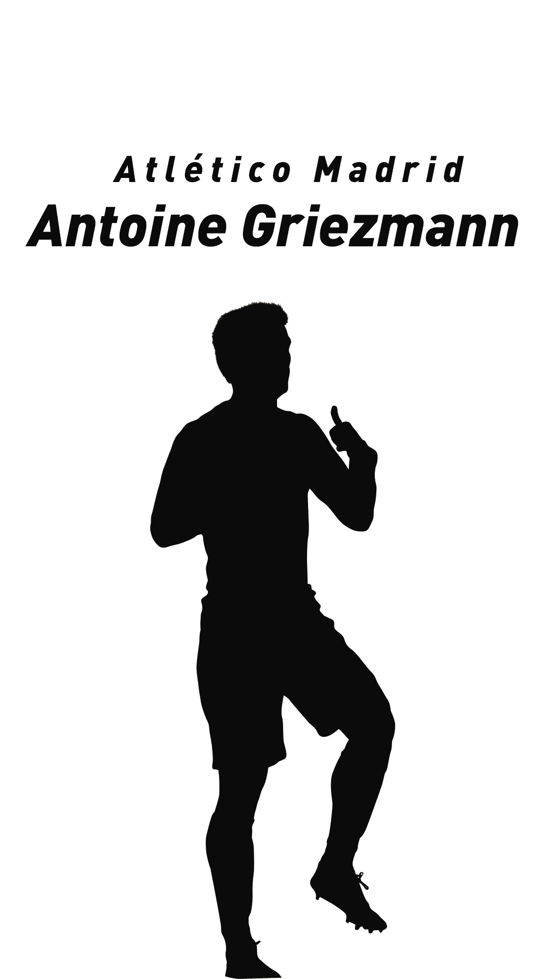 Griezmann phone wallpaper