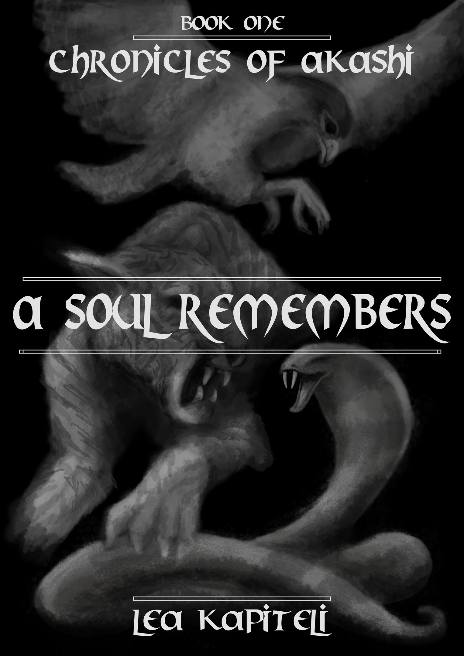 A Soul Remembers - Part Three