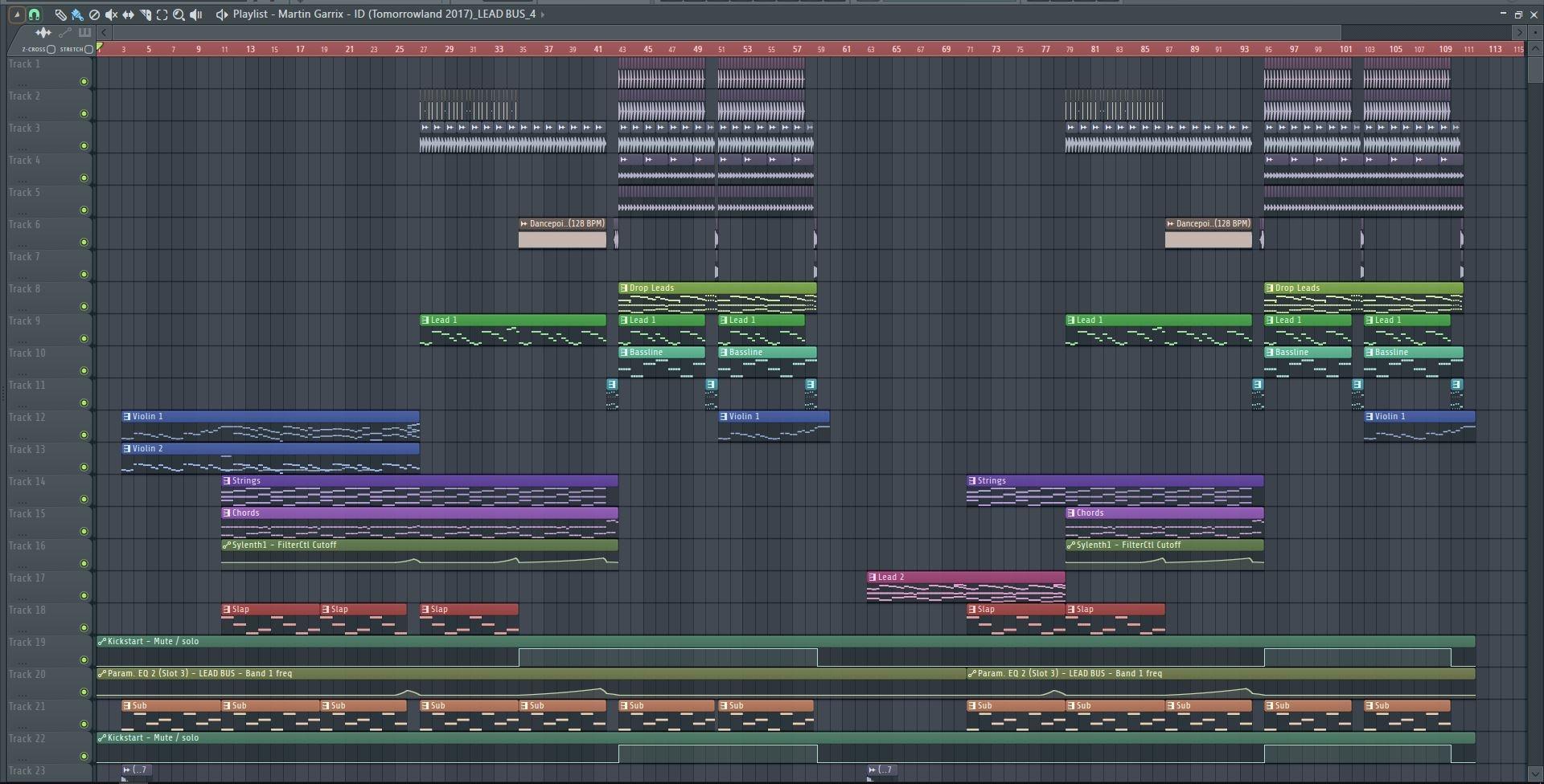 Martin Garrix - Pizza (FL Studio Remake)