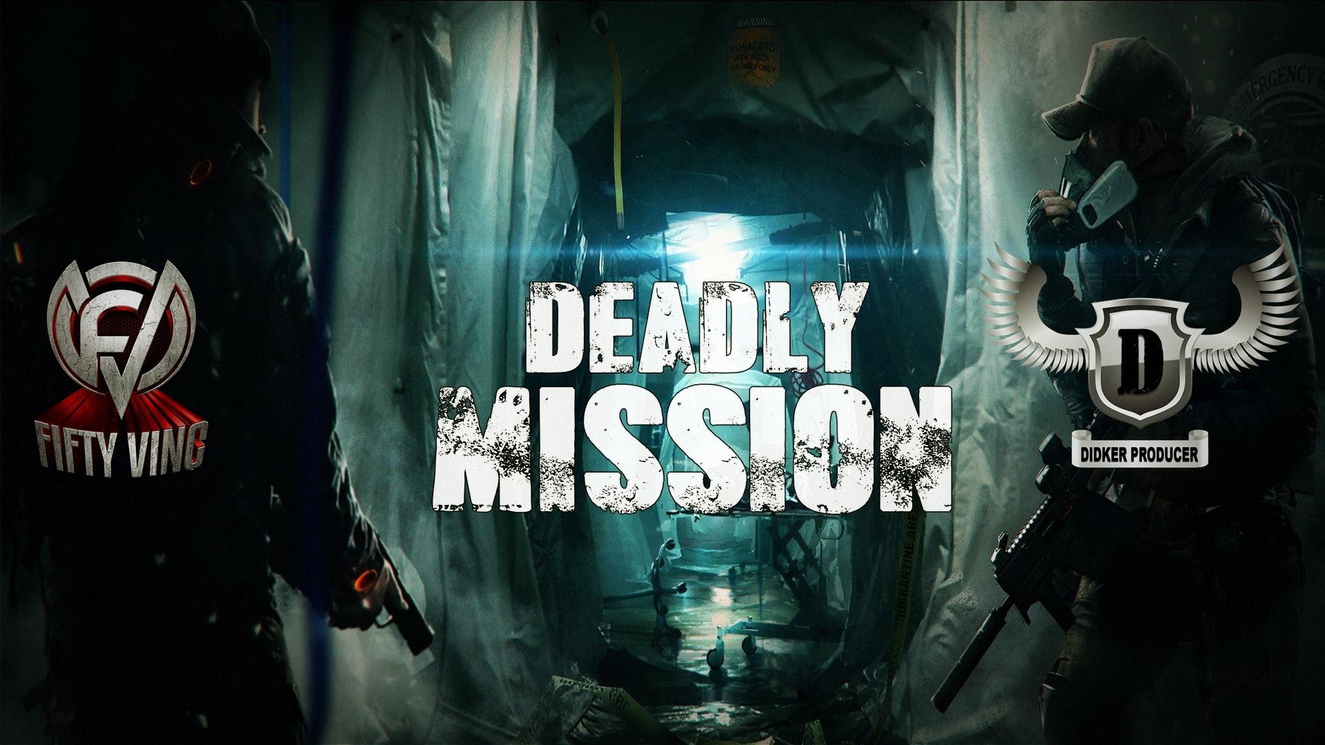 DEADLY MISSION (HARD ORCHESTRA BANGER HIP HOP RAP BEAT) [DIDKER COLLABO]