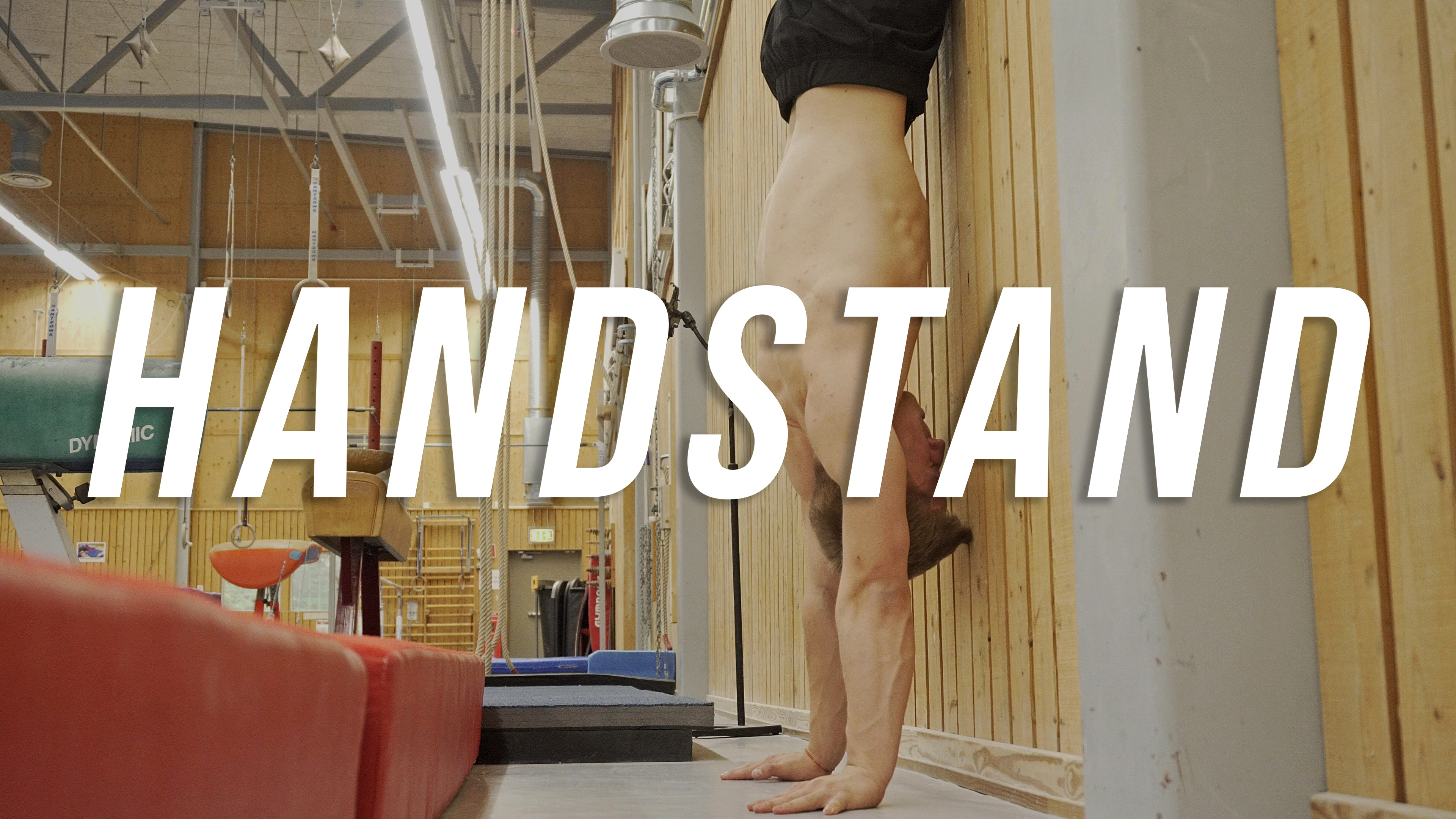 Master The Handstand