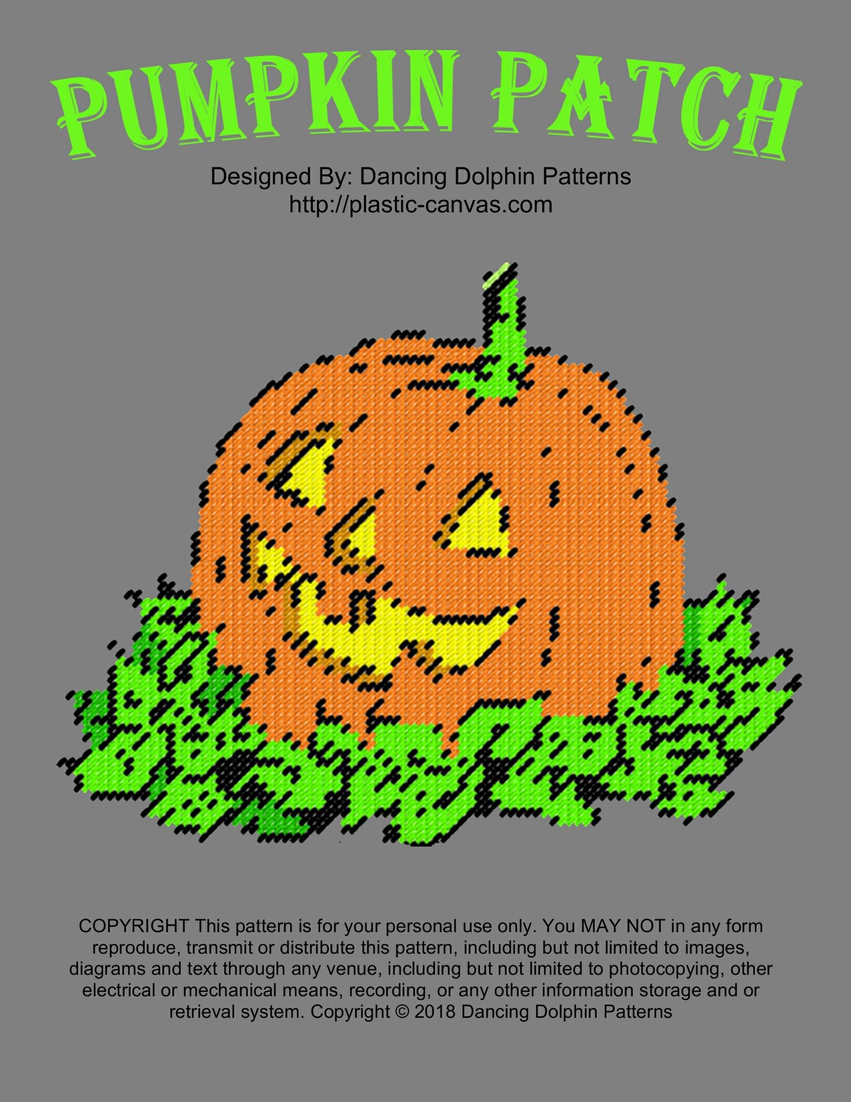 622 - Pumpkin Patch