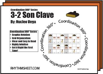 Coordination 360° Series: Son Clave 3-2