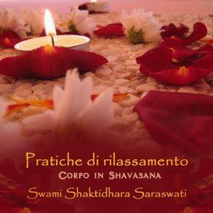 PRATICHE DI RILASSAMENTO - Corpo in Shavasana