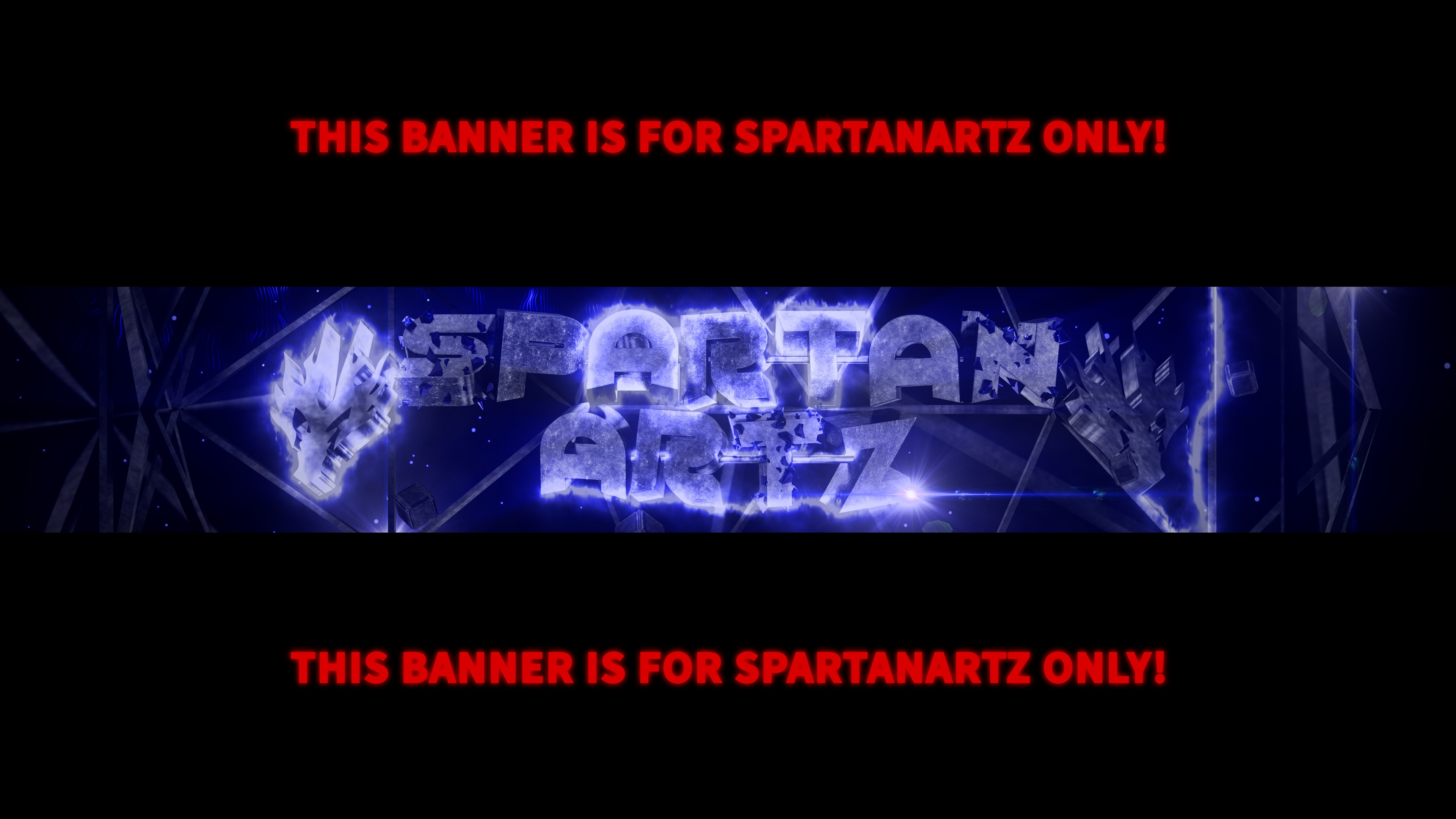 Get a 3D Intro and Banner!
