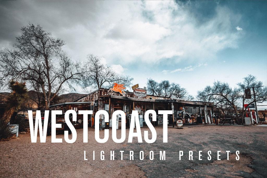 Westcoast | Lightroom Presets