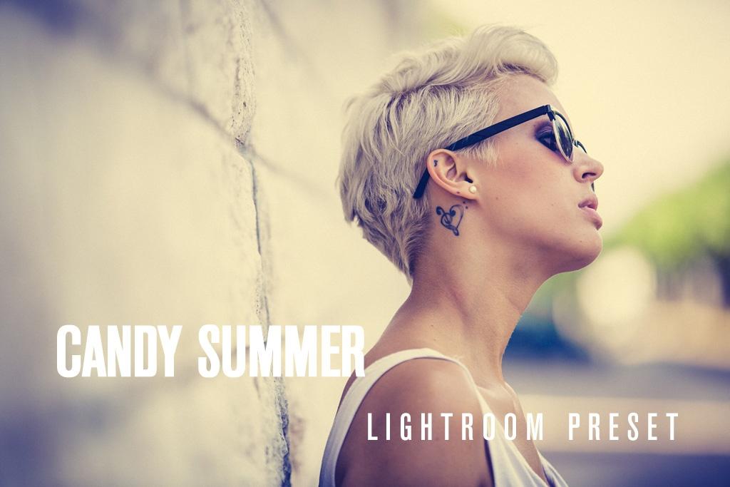 Candy Summer | Lightroom Preset