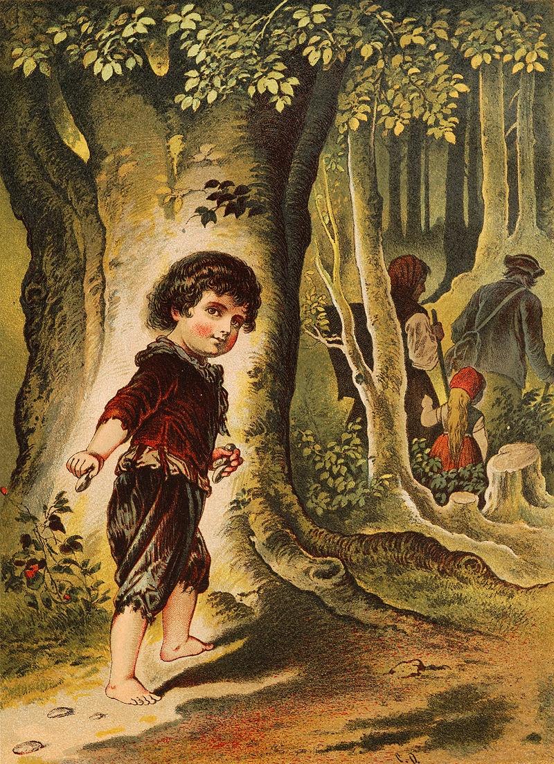 Audiolibro: Hansel y Gretel