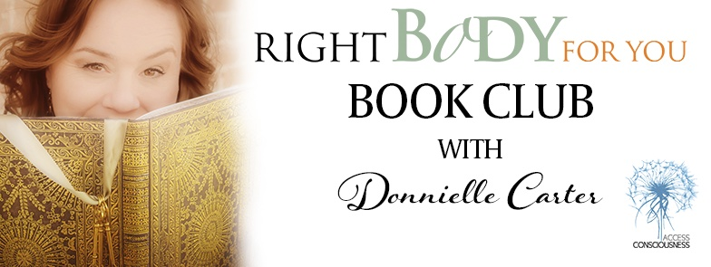 Right Body for You Book Club 2016