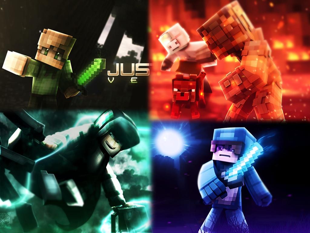 Minecraft GFX Banner