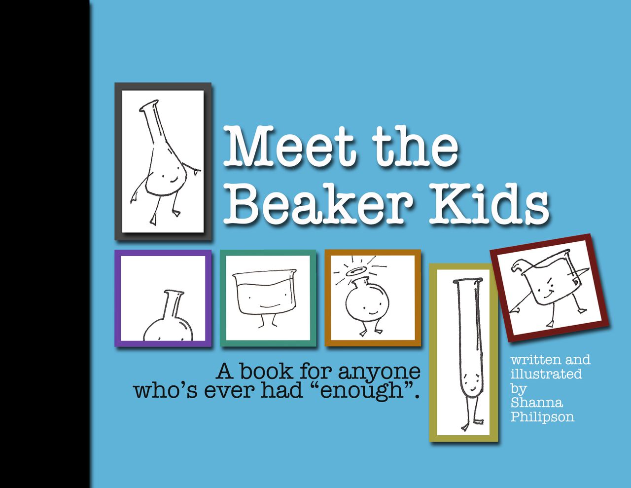 Meet The Beaker Kids: The Comic Book