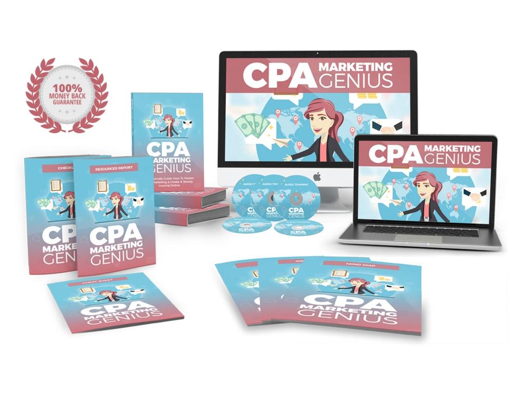 CPA Marketing Genius