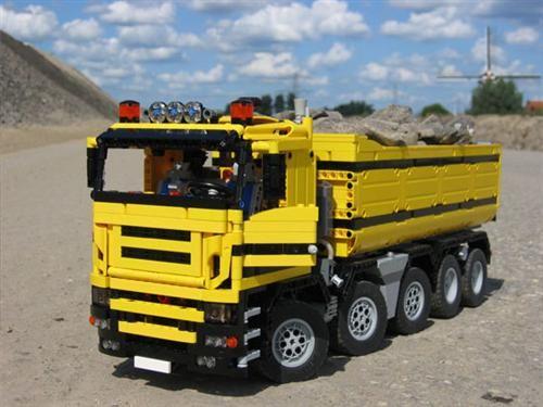 Dump Truck 10x4