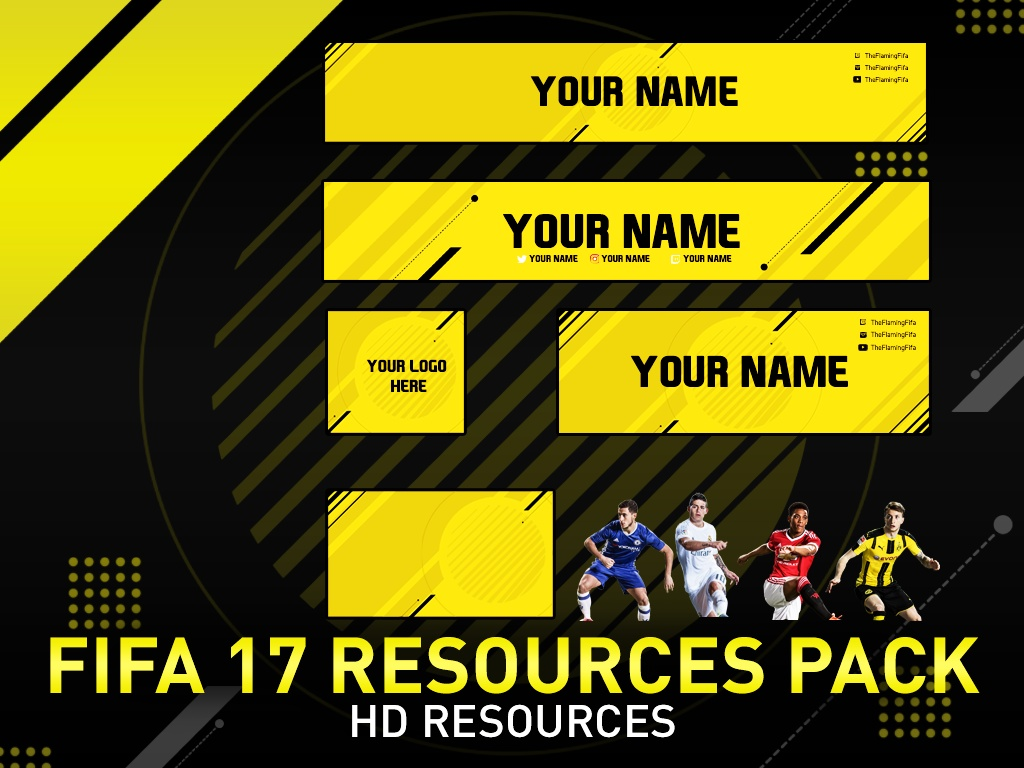 Ultimate Fifa 17 Graphics Pack