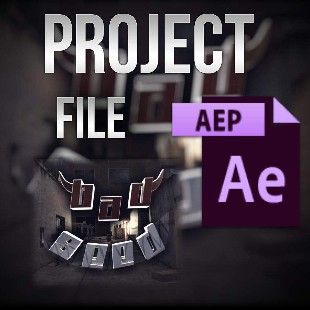 Bad Seed Project File (AEP)