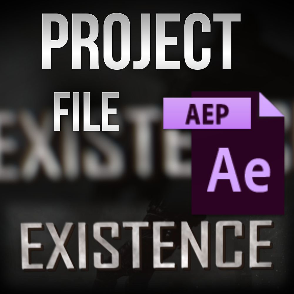 Existence Project File (AEP)