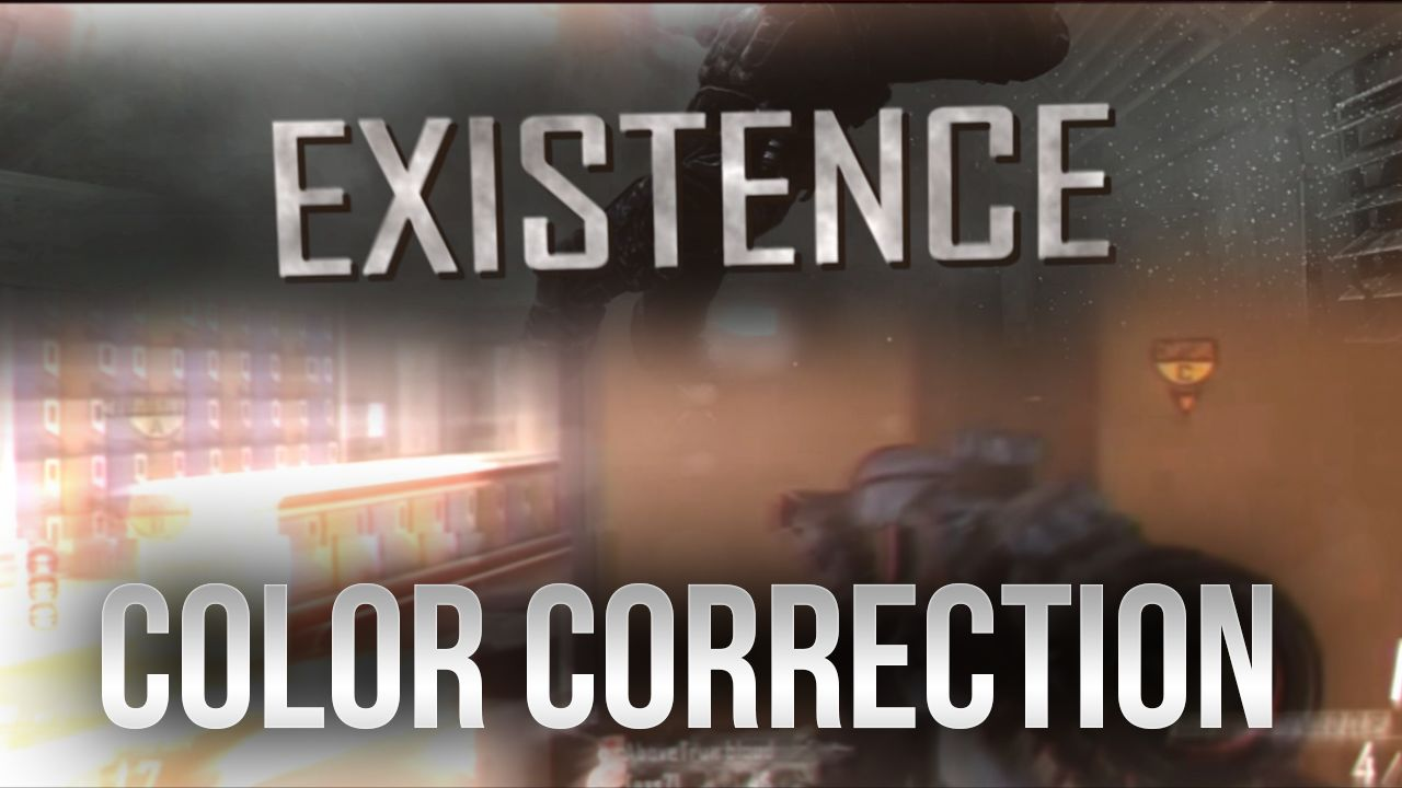 Existence Color Correction