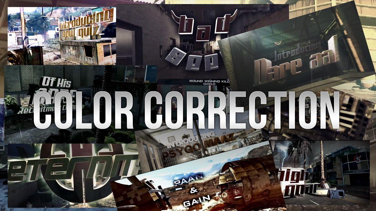 Surge's Color Correction