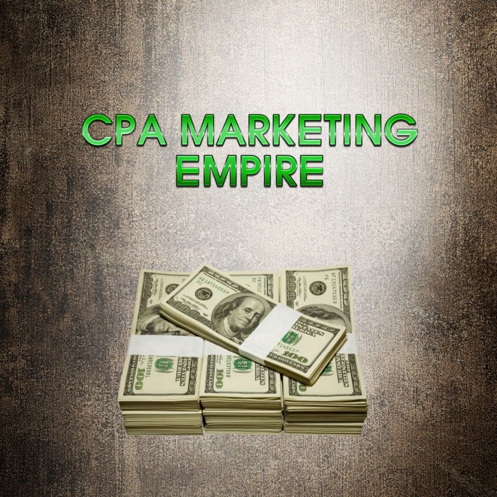 Create a CPA Marketing Empire For Passive Income