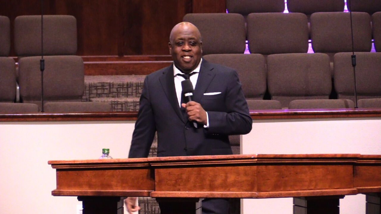 """Pastor Sam Emory 02-28-18pm """" Submission and Authority """" MP3"""