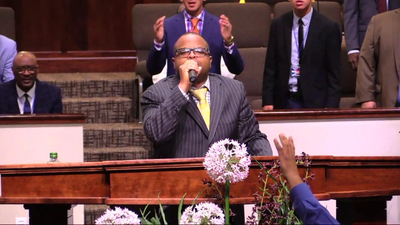 """Rev. Rashidi Collins 03-14-18pm """" Dominion """" MP3"""