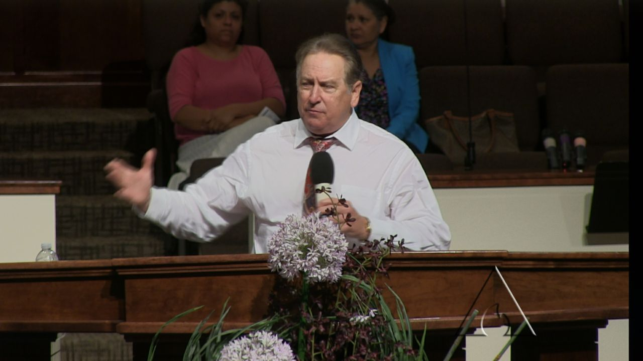 "Rev. Gordon Winslow ""Signs of the Supernatural""  05-04-14am MP4 Video"
