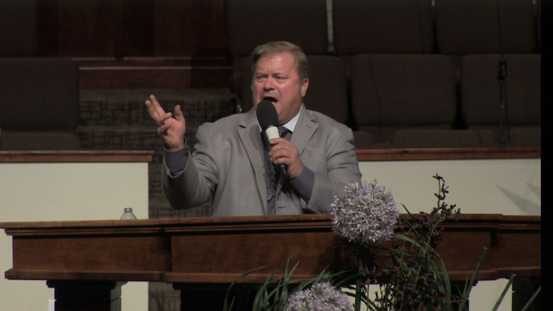"Rev. Eric Aschbacher 10-22-14 pm "" Whom Shall I Fear "" MP4"