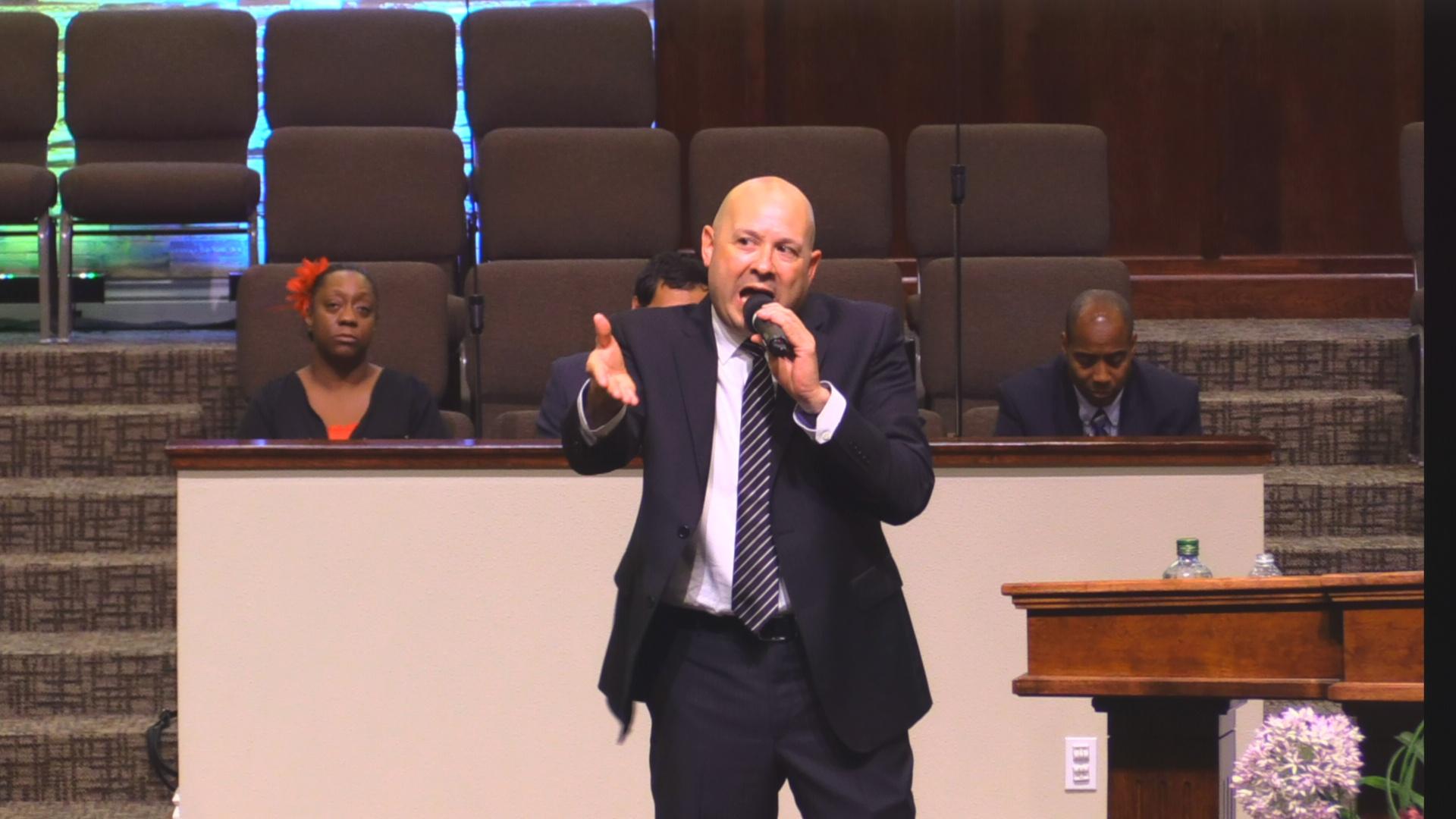 "Rev. Mike Leon 07-09-17pm "" Beyond Failure "" MP3"