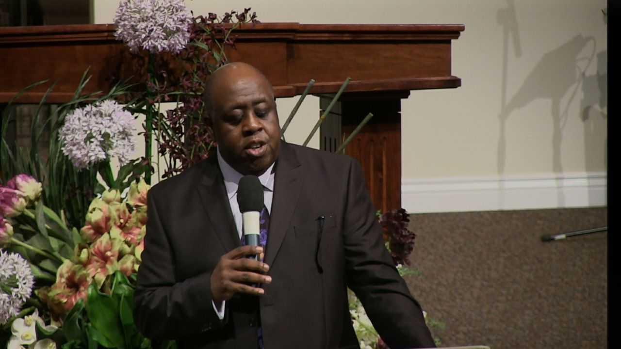"Pastor Sam Emory ""My Portion"" 3-19-14 MP4"
