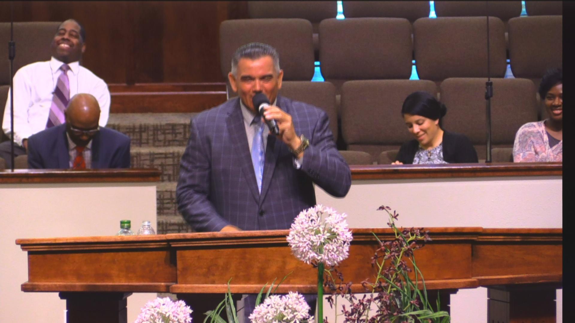 "Rev. Frank Solis 07-16-17pm "" Just Do It "" MP3"
