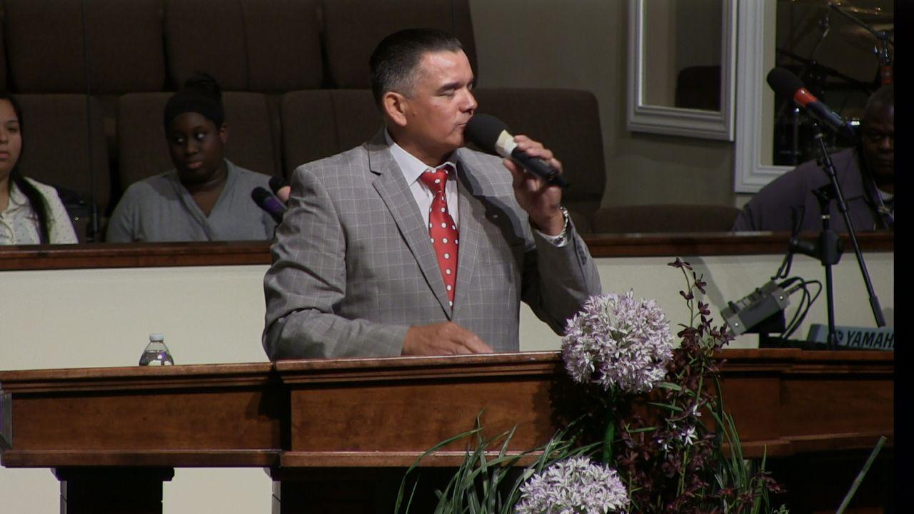 "Rev. Frank Solis 6-22-14PM ""It's Time"" mp3"