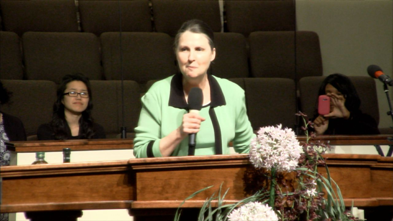 A.T. Ladies Conference 2014 5-30-14PM MP4 Video