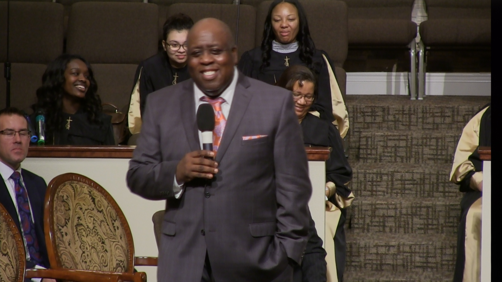 "Pastor Sam Emory 12-14-14 Am "" The Lordship of Jesus Christ"" MP4"